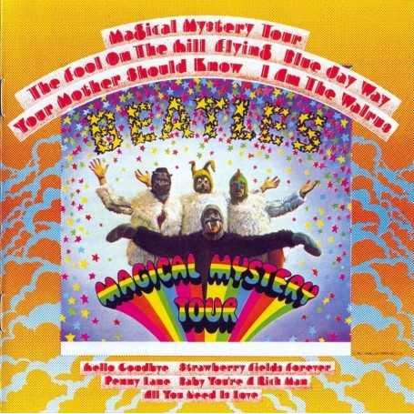 The Beatles - Magical Mystery tour [Vinilo]