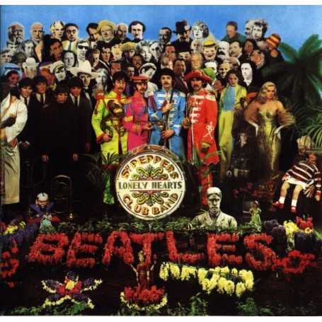 The beatles - Sgt. Pepper's Lonely Hearts Club Band [Vinilo]