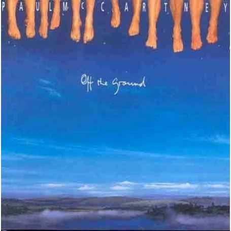 Paul McCartney - Off the ground [Vinilo]