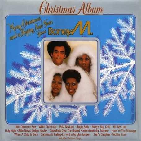 Boney M - Christmas Album [Vinilo]