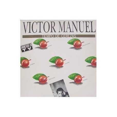 Victor Manuel - Tiempo de cerezas [Vinilo]