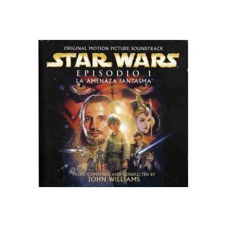 Star Wars - Episodio I: La Amenaza Fantasma (Original Motion Picture Soundtrack) [CD]