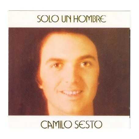 Camilo sesto - Solo un hombre [Vinilo]