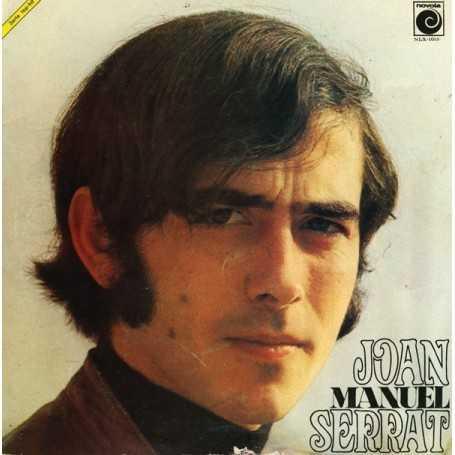 Joan Manuel Serrat - Joan Manuel Serrat [Vinilo]