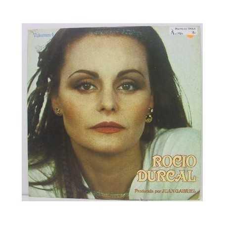 Rocio Durcal - Canta con Mariachi Volumen 4 [Vinilo]