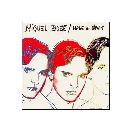 Miguel Bose - Made in Spain [Vinilo]
