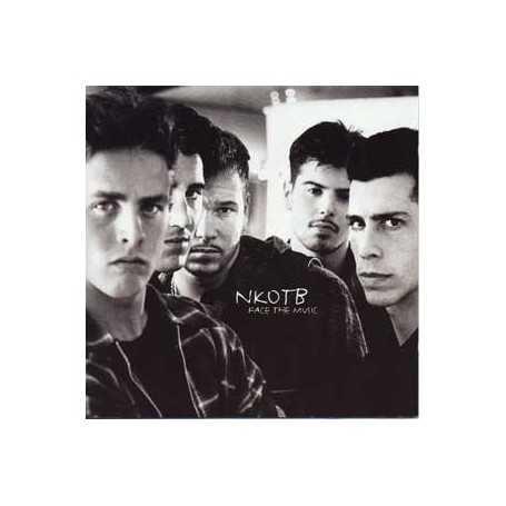NKOTB - Face the music [Vinilo]