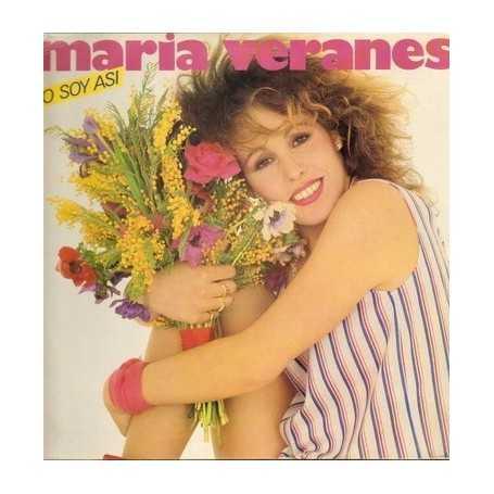 María Veranes - Yo soy asi [Vinilo]