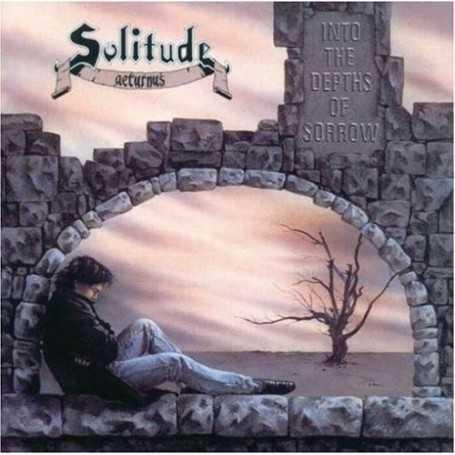 Solitude Aeturnus - Into the depths of sorrow [Vinilo]