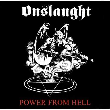 Onslaught - Power from hell [Vinilo]