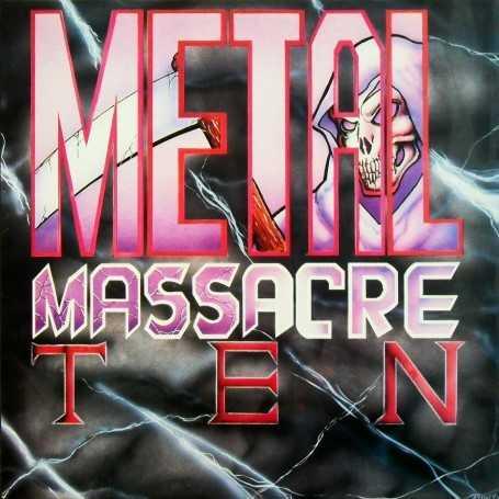 Metal Massacre ten [Vinilo]