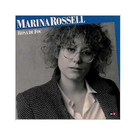 Marina Rossell - Rosa de foc [Vinilo]
