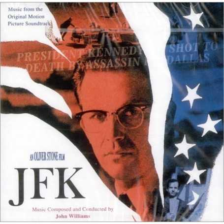 JFK - Banda sonora - Music composed and conducted by John Williams [Vinilo]