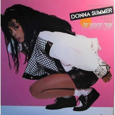 Donna Summer - Cats without claws [Vinilo]