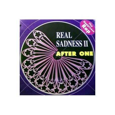 After One - Real Sadness II [Vinilo]