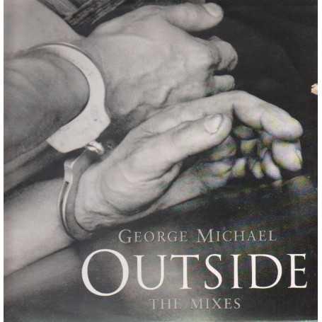 George Michael - Outside (The Mixes) [Vinilo]