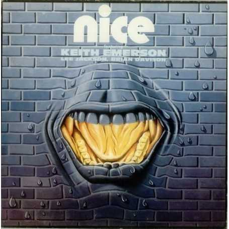 The nice - Nice Featuring Keith Emerson, Lee Jackson, Brian Davison [Vinilo]
