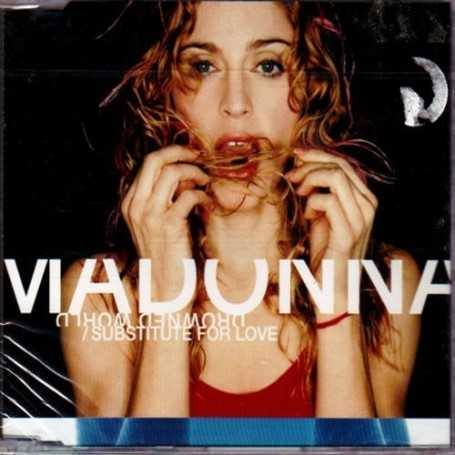 Madonna - Drowned World / Substitute For Love [Vinilo]