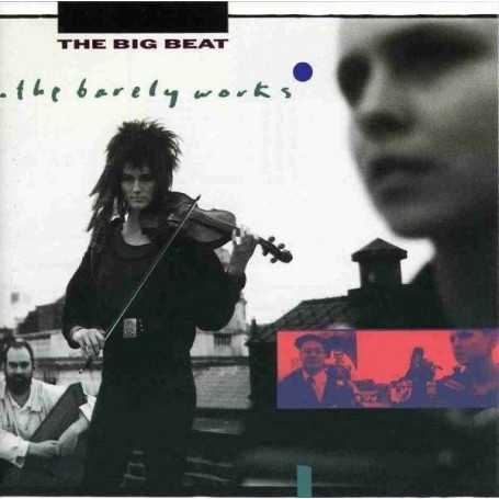 The barely works - The big beat [Vinilo]