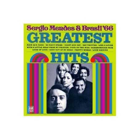 Sérgio Mendes & Brasil '66 - Greatest Hits [Vinilo]