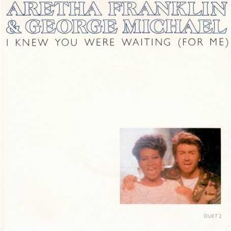 Aretha Franklin & George Michael - I Knew You Were Waiting (For Me) [Vinilo]