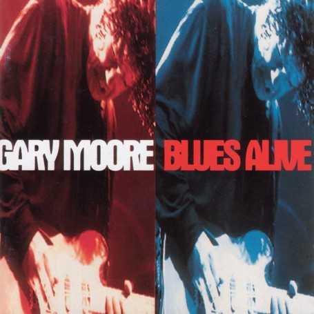 Gary Moore - Blues Alive [Vinilo]