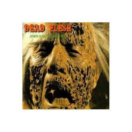 Dead Flesh, Spanish death metal compilation [Vinilo]