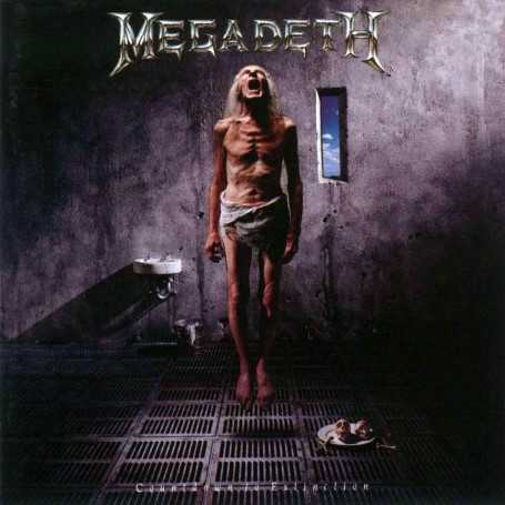 Megadeth - Countdown to extinction [Vinilo]
