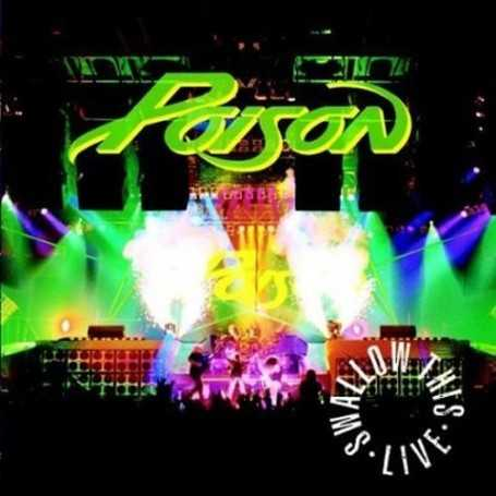 Poison - Swallow this live [Vinilo]