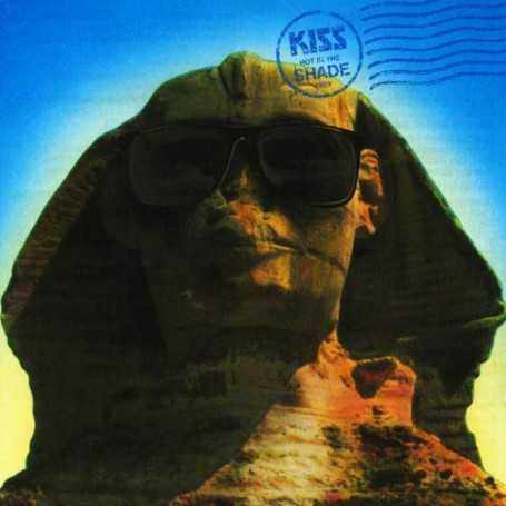 Kiss - Hot in the shade [Vinilo]