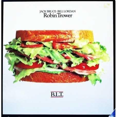 Jack Bruce / Bill Lordan / Robin Trower - B.L.T. [Vinilo]