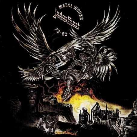 Judas Priest - Metal Works 73 - 93 [Vinilo]