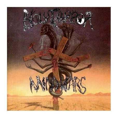 Holy terror - Mind wars [Vinilo]