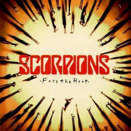Scorpions - Face the heat [Vinilo]