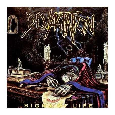 Devastation - Signs of life [Vinilo]