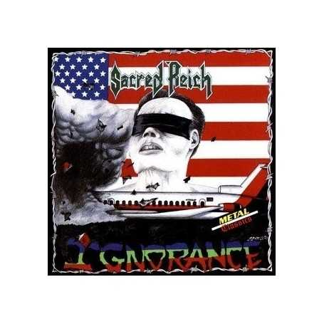 Sacred reich - Ignorance [Vinilo]