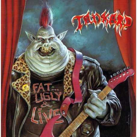 Tankard - Fat, Ugly & Live [Vinilo]