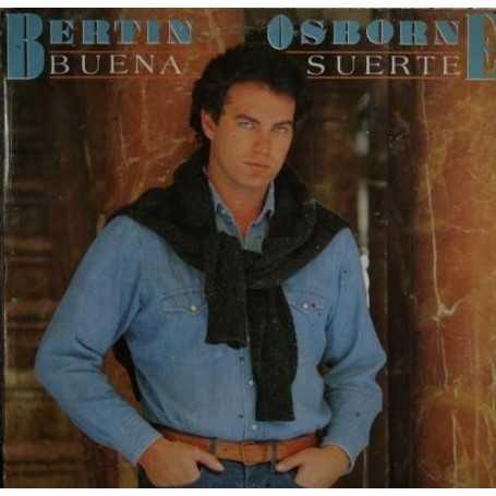 Bertín Osborne - Buena suerte [Vinilo]
