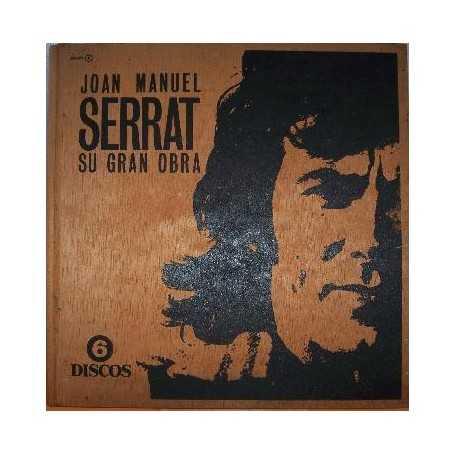 Joan Manuel Serrat - Su gran Obra [Vinilo]