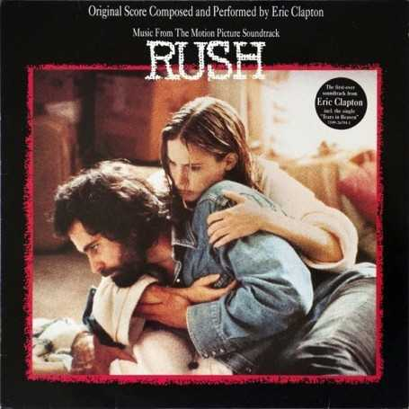 Eric Clapton - Music From The Motion Picture Soundtrack - Rush [Vinilo]