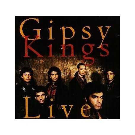 Gipsy kings - Live [Vinilo]