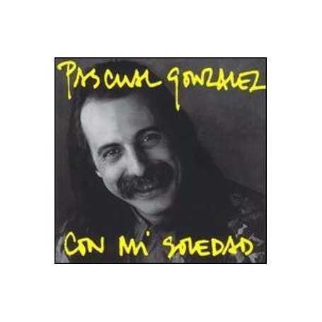 Pascual González - Con mi soledad [Vinilo]