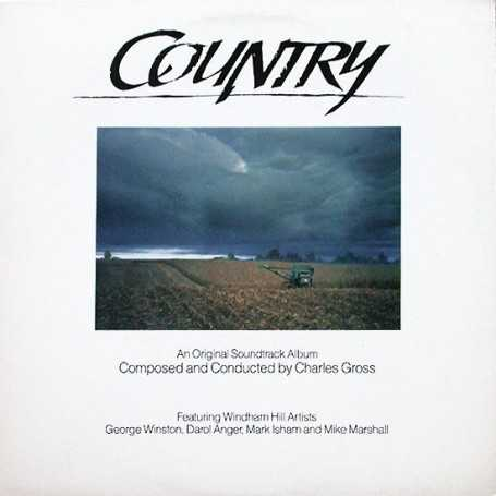 Charles Gross - Country (Windham Hill Records) [Vinilo]