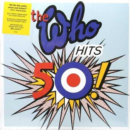 The Who - The Who Hits 50! [Vinilo]