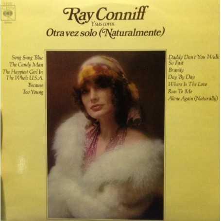 Ray Conniff y sus coros - Otra vez solo (Naturalmente) [Vinilo]