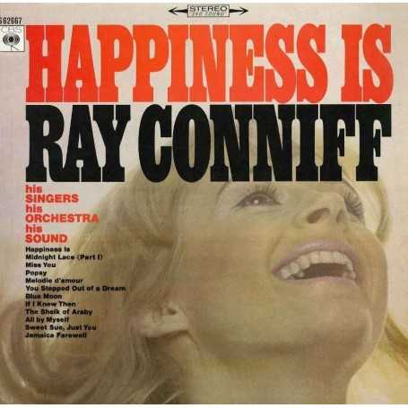 Ray Conniff - Happiness is [Vinilo]