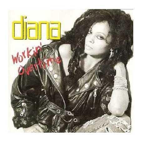 Diana Ross - Workin' Overtime [Vinilo]