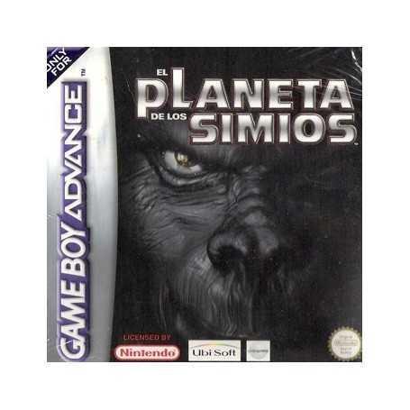 El Planeta de los simios [GBA]