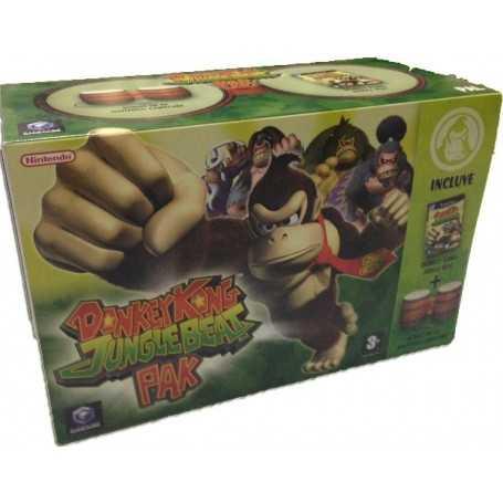 Donkey Kong Jungle Beat Pak [GameCube]