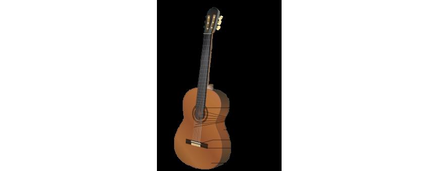 Tienda de música: Comprar guitarras clásicas